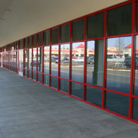 Commercial Glass | Conyers, GA | Project Gallery
